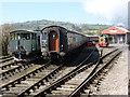 SP0229 : Gloucestershire & Warwickshire Railway - approaching Winchcombe by Chris Allen