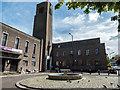 TQ3088 : Hornsey Town Hall, London N8 by Christine Matthews