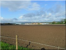 SO6401 : Ploughed field by Gill