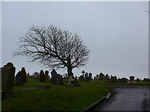 SD1779 : St George, Millom: churchyard (b) by Basher Eyre