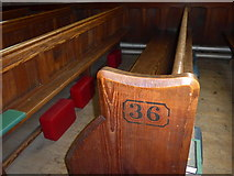SD1779 : Inside St George, Millom (6) by Basher Eyre