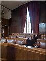 TQ3088 : Council Chamber, Hornsey Town Hall, London N8 by Christine Matthews
