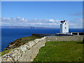 ND2076 : Foghorn at Dunnet Head by Oliver Dixon