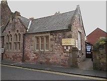 NT9953 : St Cuthbert's Parish Centre, Berwick-upon-Tweed by Graham Robson