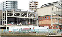 J3474 : The Waterfront Hall, Belfast - May 2015(3) by Albert Bridge