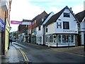 TQ5354 : High Street, Sevenoaks by Chris Whippet