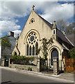 TM3968 : The Old Methodist Chapel, Yoxford by Adrian Cable
