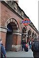 TQ3082 : Kings Cross St Pancras Underground Station by N Chadwick