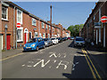SP2865 : North on Cherry Street, Warwick by Robin Stott