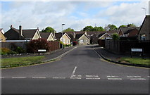 ST9273 : College Close, Chippenham by Jaggery