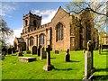 SD7844 : St Leonard's Parish Church, Downham by David Dixon