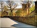 SD7844 : Downham, St Leonard's Parish Church by David Dixon
