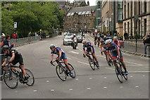NS5666 : Road Race, University Avenue by Richard Sutcliffe