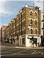 TQ2981 : Regent's Residences, Cleveland Street, London W1 by Julian Osley