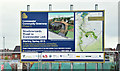 J3674 : Connswater Greenway information sign, Belfast (May 2015) by Albert Bridge