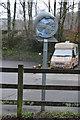 SX5258 : National Cycle Milestone Indicator by N Chadwick