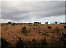 SE8791 : Low  Bride  Stones  over  Bridestone  Griff by Martin Dawes