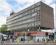 TQ1885 : Office block on Park Lane, Wembley by Roger Cornfoot