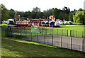 ST9273 : Monkton Park Bank Holiday Funfair, Chippenham by Jaggery