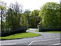 NZ2480 : Gateway to Hartford Hall by Russel Wills