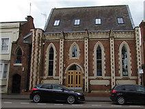 SP3265 : Gospel Hall, Priory Terrace, Royal Leamington Spa by Jaggery