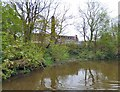 SJ9393 : Winding Hole at Unity Mills by Gerald England