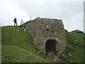 NY6305 : Disused lime kiln near Raisgill Hall by Karl and Ali