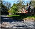 SK5814 : House along Crown Lane in Mountsorrel by Mat Fascione