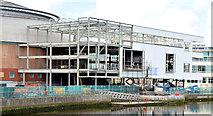 J3474 : The Waterfront Hall, Belfast - May 2015(5) by Albert Bridge