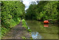 SP4479 : The Brinklow cutting along the Oxford Canal by Mat Fascione
