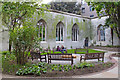 TQ3380 : St Dunstan in the East, City of London by Free Man