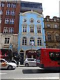 SJ3490 : Melbourne Buildings, North John Street, Liverpool by Eirian Evans