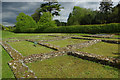 TL1307 : Roman villa - Verulamium by Stephen McKay