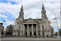 SE2934 : Civic Hall, Leeds by Chris Heaton
