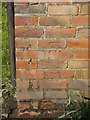 TF1769 : Cut Mark: Bucknall, Foundry Farm by Brian Westlake