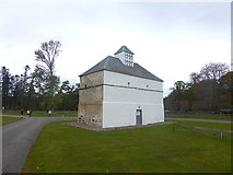 NJ1736 : Dovecote in the grounds of Ballindalloch Castle by Oliver Dixon