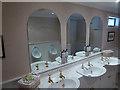 NJ1736 : Gents toilets, Ballindalloch Castle by Oliver Dixon