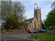 TL2702 : St Thomas a Becket church, Northaw by Bikeboy