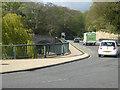 NU2406 : Modern bridge at Warkworth by Oliver Dixon