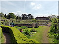 TL8648 : The Walled Garden, Kentwell Hall by PAUL FARMER
