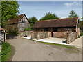 TL8647 : Old Pig Sty at Kentwell Hall by PAUL FARMER