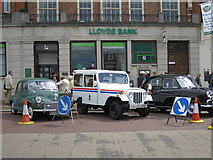TQ7407 : Classic cars, Devonshire Road by Oast House Archive