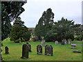 SD3186 : Holy Trinity, Colton: churchyard (x) by Basher Eyre