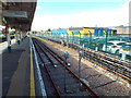 TQ3983 : Plaistow Station, platform 3 by Malc McDonald