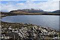 NM9655 : Cuil Bay from Rubha Mòr by Anne Burgess