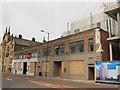 SE2934 : Vacant building on Cookridge Street, Leeds by Stephen Craven