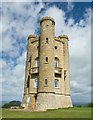 SP1136 : Broadway Tower by Paul Harrop
