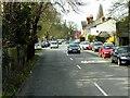 SU9752 : Worplesdon Road (A322) by David Dixon