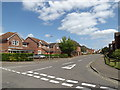 TM1180 : Factory Lane, Diss by Adrian Cable