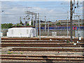 TQ2282 : Old Oak Common Sidings by David Hawgood
